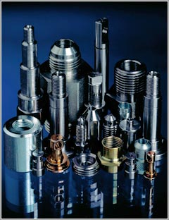 Precision machined steel products