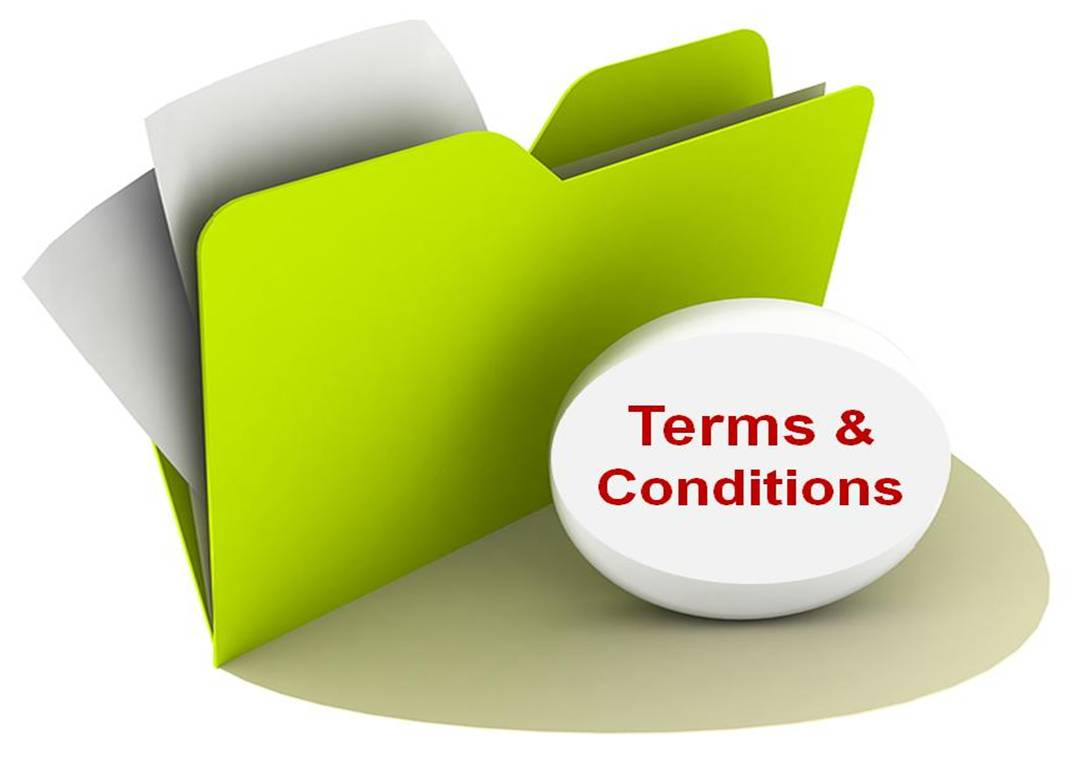 Terms and Conditions | Corey Steel